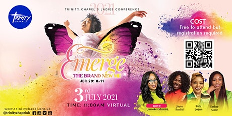 Emerge - The Brand New Me Tickets
