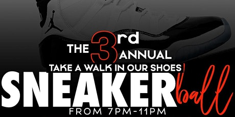 """3rd Annual 1Nation """"Take A Walk In Our Shoes"""" Sneaker Ball tickets"""