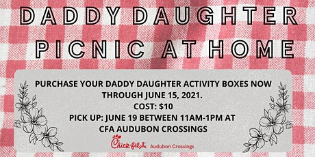 Father Daughter Picnic At Home tickets