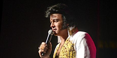 Elvis Tribute Artists Competition 17th Big E Fest David Lee MC tickets