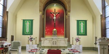Mass at St Patrick's, Greenock tickets