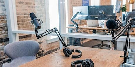 Podcasting Workshop tickets