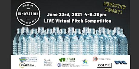 Circular Innovation Challenge 2021 tickets