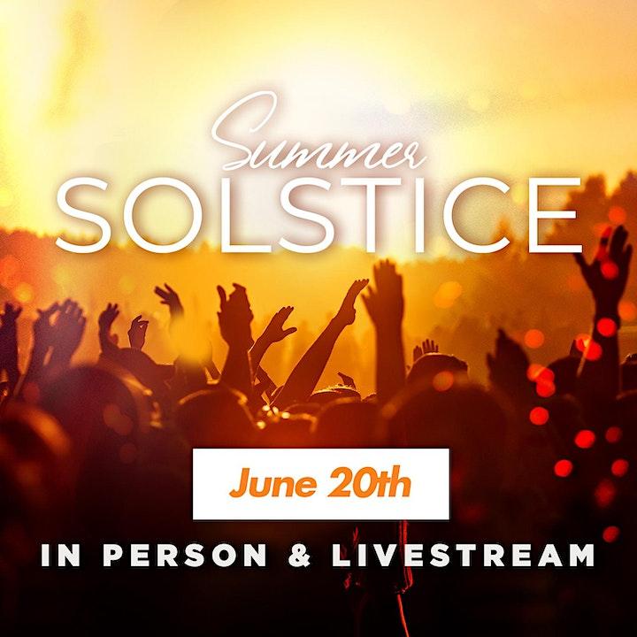 Summer Solstice Celebration image