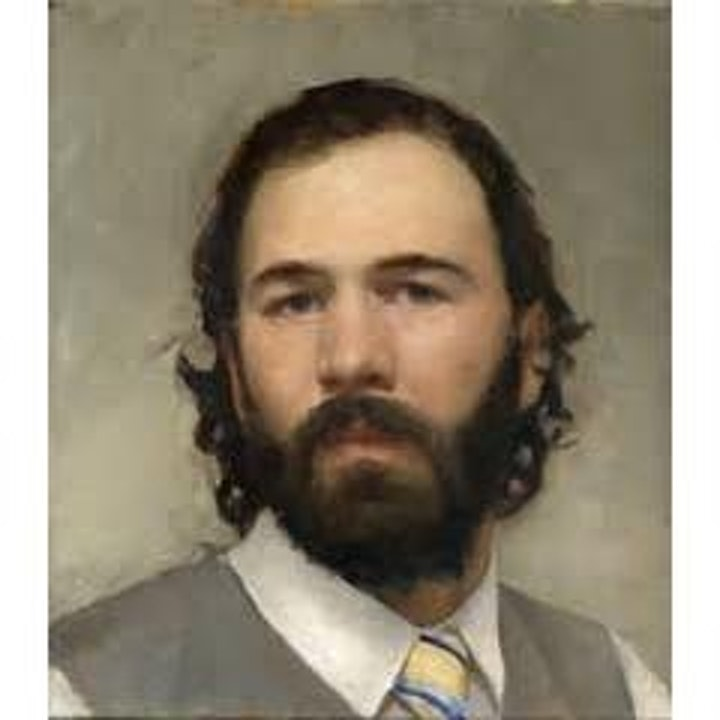 From Life: Fifth Salmagundi Oil Portrait Sketching Competition image