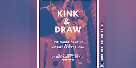 June Kink&Draw tickets