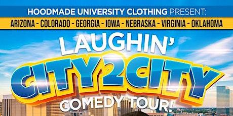 The Laughin' City-to-City Tour: OKLAHOMA CITY tickets