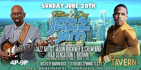 Fathers Day Jazz Jam  Sunday June 20th tickets