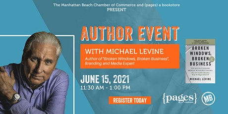Author Event with Michael Levine tickets