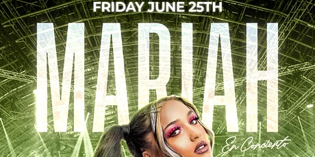 Mariah Angélique at Oak Room Lounge tickets