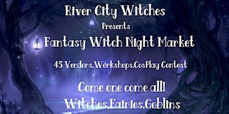 Fantasy Night Market tickets