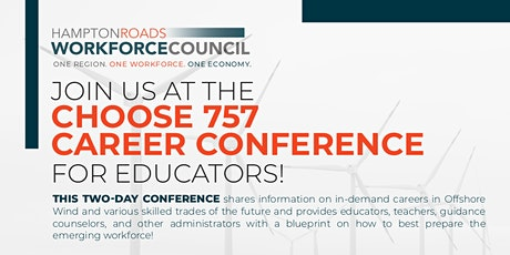 2021 Choose 757 Career Conference for Educators tickets