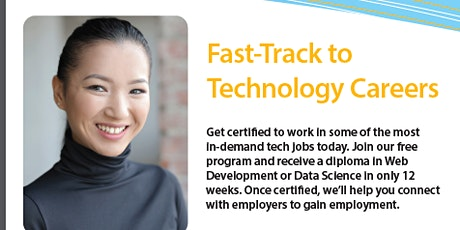 Fast Track to Technology Careers(F2TC) Information Session tickets