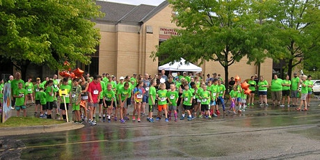 Go Fish 5k and Kids Color Run - 2021 tickets