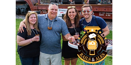 Rails & Ales Brewfest 2021 tickets