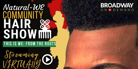 4th Natural-WE Community Hair Show JUNETEENTH Celebration tickets