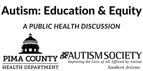 Autism: Education & Equity - A Public Health Discussion tickets