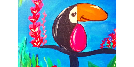 Tropical Paint Night tickets