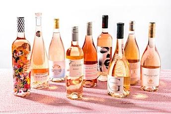Rosé Grand Tasting Event - Taste 20 Delicate Rosés  for the Summer tickets