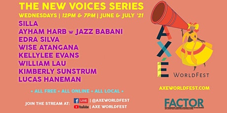 The New Voices Series tickets