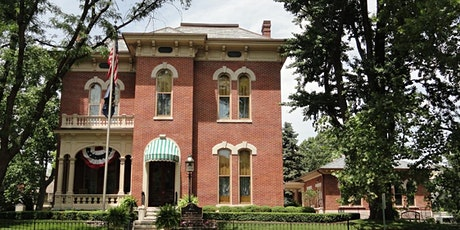 James Whitcomb Riley Museum Home Tours, June 10th-Oct. 2nd tickets
