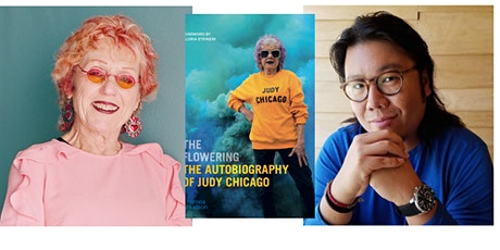 THE FLOWERING with Judy Chicago and Kevin Kwan! tickets