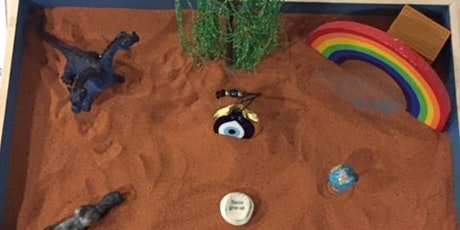 Introduction to the World of Sandtray Play  Therapy tickets