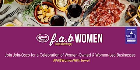 FAB Women Event with Jewel Osco! - Elmhurst tickets