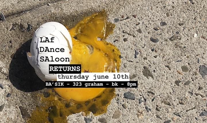 LAf DAnce SAloon Returns! image