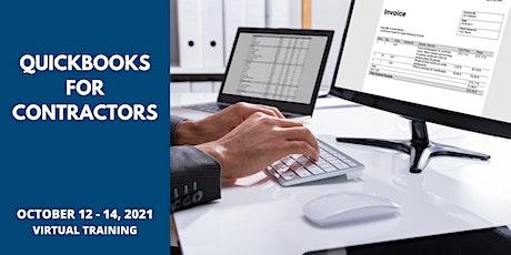 QuickBooks for Contractors tickets