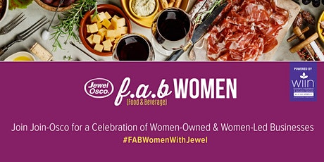 FAB Women Event with Jewel Osco! - Yorkville tickets