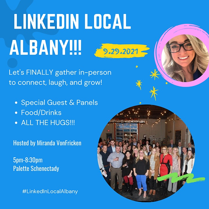 LinkedIn Local - LIVE Experience! image