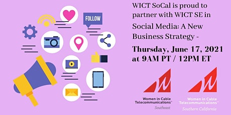 Social Media: A New Business Strategy tickets