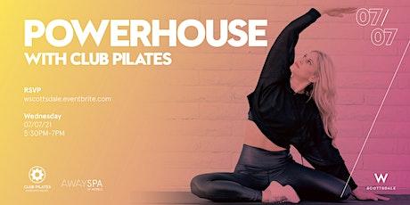 Powerhouse - Free Pilates Class (7/7) tickets