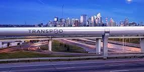 Alberta's Hyperloop Project - a FREE Canadian Clubs of Alberta webinar tickets
