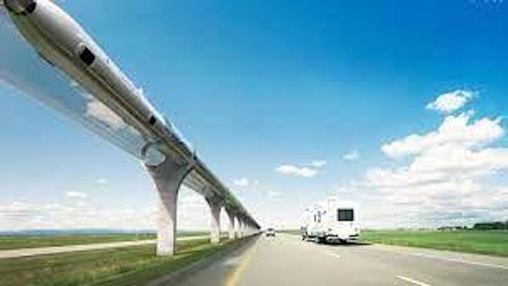 Alberta's Hyperloop Project - a FREE Canadian Clubs of Alberta webinar image
