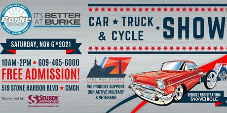 2021 Car, Truck & Cycle Show tickets