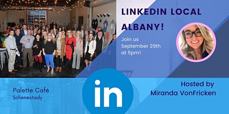 LinkedIn Local - LIVE Experience! tickets