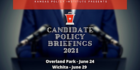 Candidate Policy Briefing - Overland Park tickets