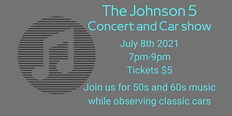 Crooked Lane Farm Concert Featuring The Johnson 5 tickets