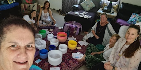 Selfcare and Healing Crystal Bowl Workshop tickets