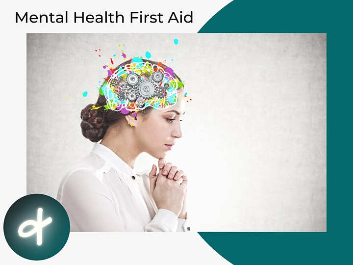 Become a Mental Health First Aider - 2 day course image