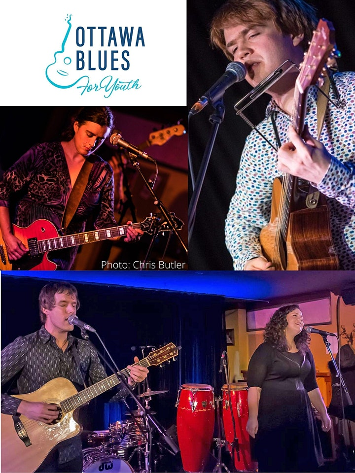 Ottawa Blues For Youth Fundraiser image
