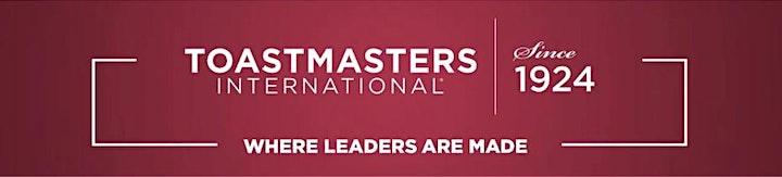 Brampton BYB Toastmasters Club Meeting image