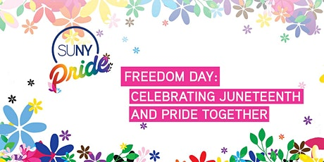 Freedom Day: Celebrating Juneteenth and Pride Together tickets
