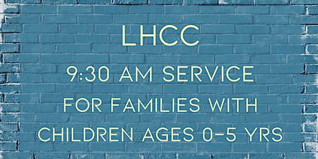 LHCC 9:30 am Sunday Service tickets