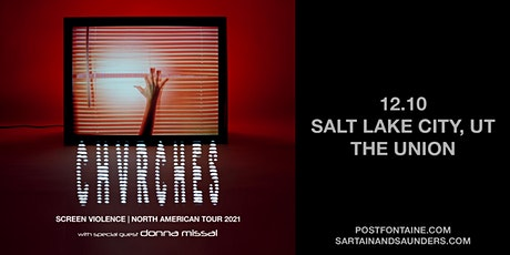 CHVRCHES with special guest Donna Missal tickets