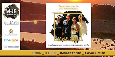 MonJF_ 2021  Concerto al tramonto sul Po biglietti