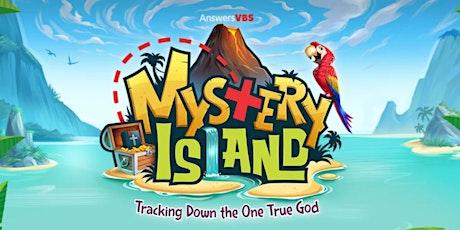 Mystery Island Creation VBS 2021 tickets