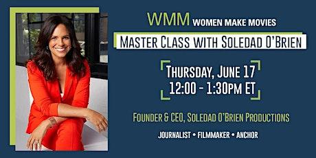 Master Class with Soledad O'Brien tickets